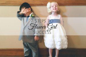 Kansas City Moms Blog: 7 Steps to Flower Girl Success
