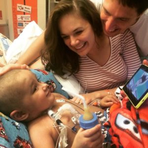 Finding Faith Through Childhood Cancer | Kansas City Moms Blog