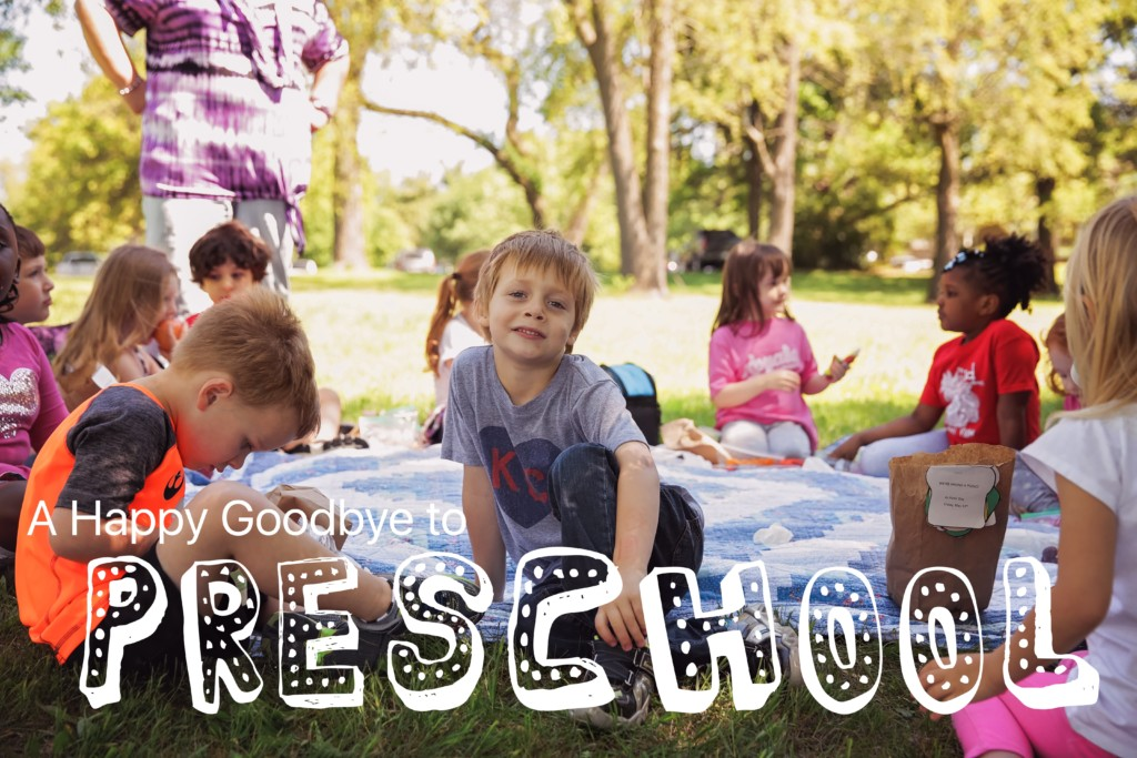 Happy Goodbye to Preschool