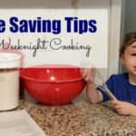 Time Saving Tips for Weeknight Cooking