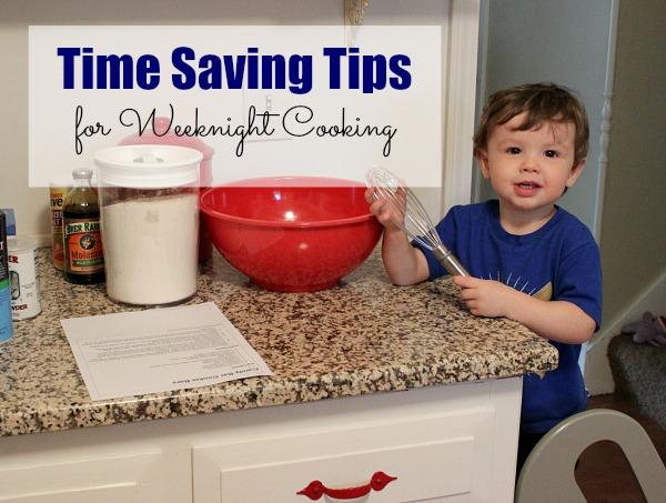 Weeknight Cooking Tips