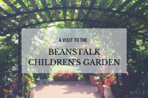 Beanstalk Children's Garden
