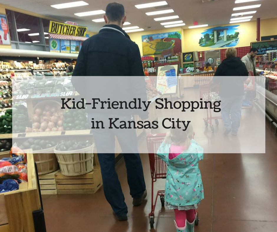 Kid-Friendly Shopping in Kansas City