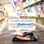 15 Values-Led Books for Pre-Schoolers