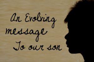 an evolving message