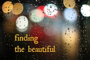finding the beautiful