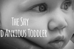 anxious toddler