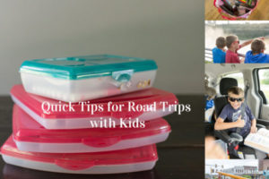 Quick Tips for Road Trips with Kids