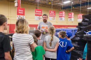 Feeding KC Kids with BackSnacks