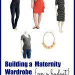 5 Tips to Build a Maternity Wardrobe on a Budget
