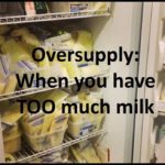 Oversupply: When You Have Too Much Breast Milk