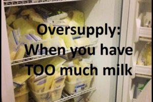 oversupply