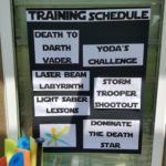 A DIY Jedi Training Birthday Party