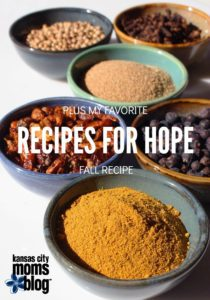 Harvesters' Recipes for Hope