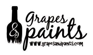 Grapes and Paints