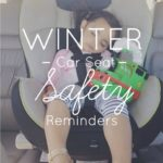 Winter Car Seat Safety Reminders