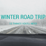 Winter Road Trip: 13 Things You'll Need