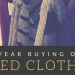 My Year Buying Only Used Clothes