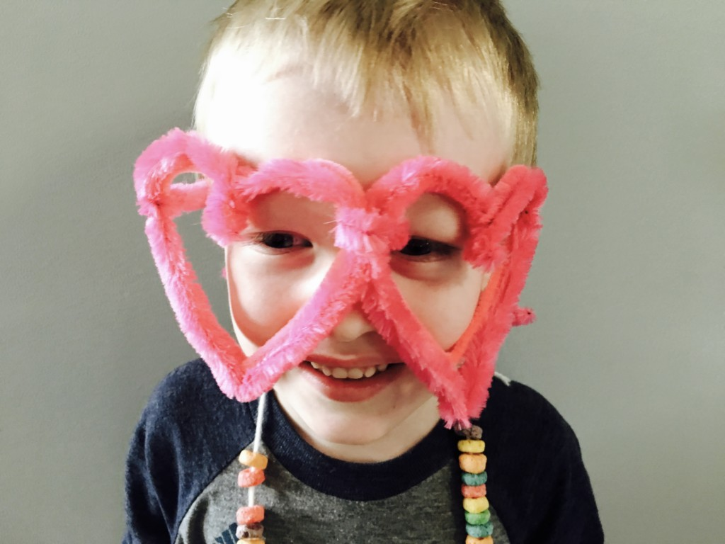 Simple Valentine's Crafts for the Non-Pinterest MOms