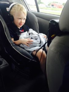 When Baby Hates the Car | Kansas City Moms Blog