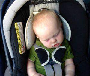 When Baby Hates the Car | Kansas City Moms Blog