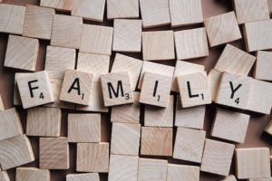 family-letters