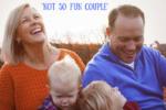 When the fun couple becomes the not so fun couple
