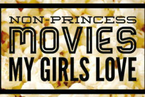 non-princess movies