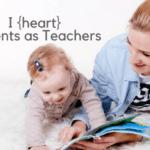 I {heart} Parents as Teachers