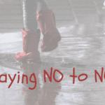 Saying No to No