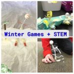 The Winter Games + STEM: Activities You Can Do With Your Kids Today!