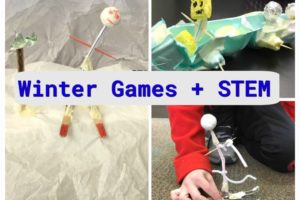 Winter Games + STEM
