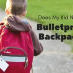 Does My Kid Need a Bulletproof Backpack?