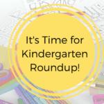 Giddyup! It's Time for Kindergarten Roundup!