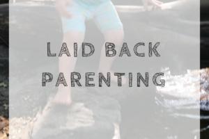Laid Back Parening