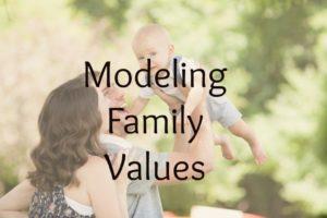 Modeling Family Values