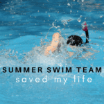 Summer Swim Saved My Life