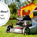 No Time to Mow? There's an App for That!