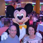 Cruisin' with Mickey