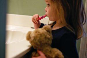 teddy bear dentist 2