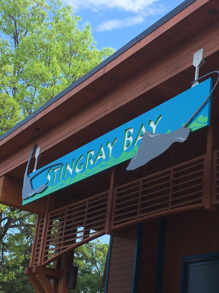 Stingray Bay | Kansas City Zoo