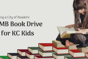 KCMB Book Drive for KC Kids