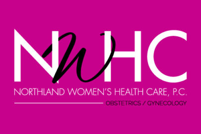 Northland Womens Health Care Vertical White