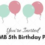 Happy Birthday KCMB: Help Us Celebrate!