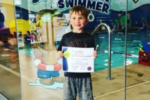 Swim graduate | Aqua-Tot Olathe