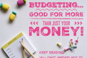 Budgeting Graphic