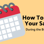 How to Keep Your Sanity During The Busy Times