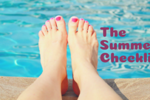 The Summer Checklist
