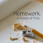 Homework: A Waste of Time