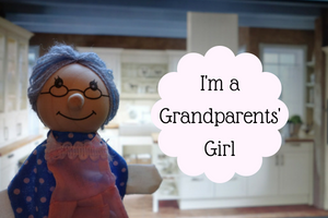 I'm a Grandparents' Girl